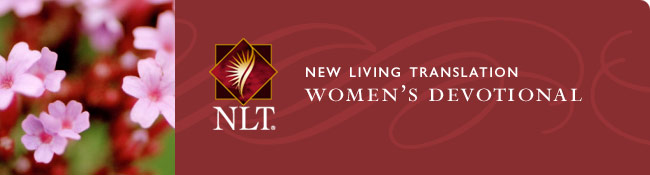 New Living Translation - Women's Devotional